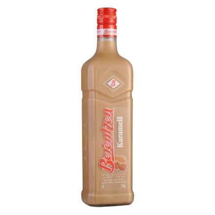 17°德国拜尔尼特焦糖奶油味利口酒(配制酒)