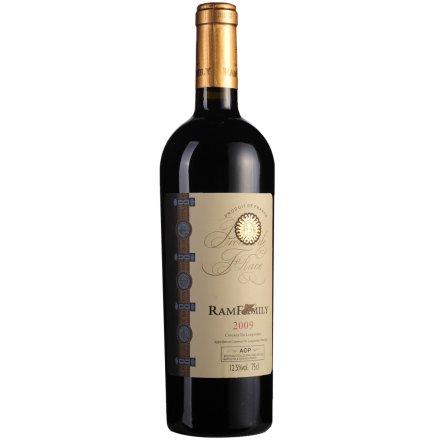 法国拉姆世家特级干红葡萄酒750ml