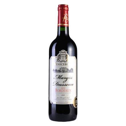 【清仓】法国玛赛斯哆苏波尔多干红葡萄酒750ml