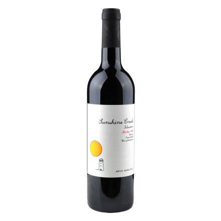 【清仓】澳大利亚阳光酒庄美乐红葡萄酒2008