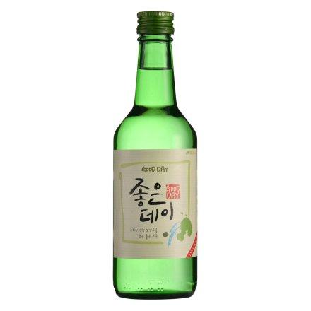 16.9°韩国舞鹤好天好饮烧酒360ml