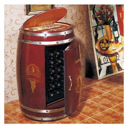 经典橡木桶恒温酒柜CT48B