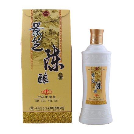 38°景芝陈酿酒480ml