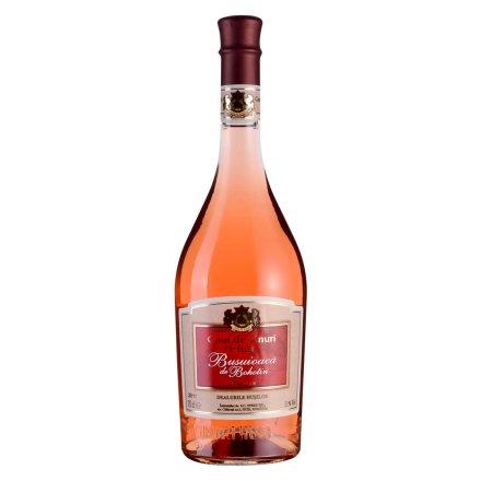 【清仓】罗马尼亚湖西酒庄思必得系列波荷丁半甜桃红葡萄酒750ml