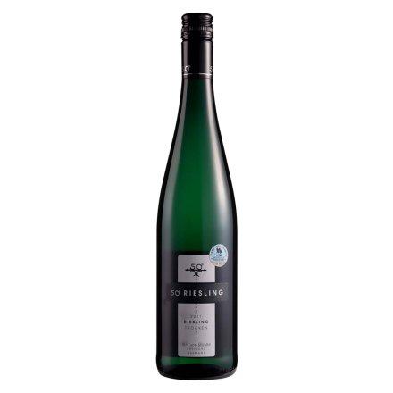 【清仓】德国玛姆庄园50度雷司令干白葡萄酒750ml