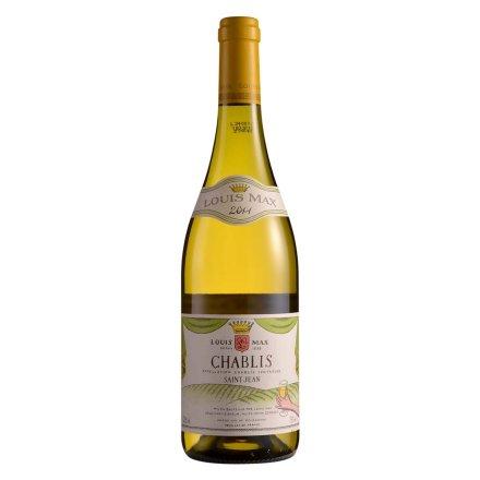 【清仓】法国夏布利圣让干白葡萄酒750ml