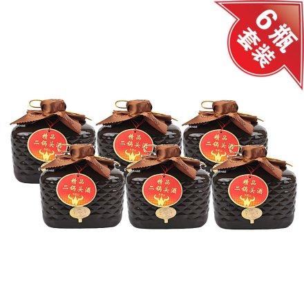 (清仓)52°牛栏山精品二锅头500ml(6瓶装)