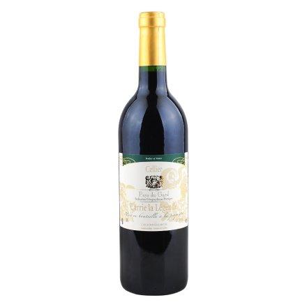 【清仓】法国圣洛克嘉莉传说干红葡萄酒