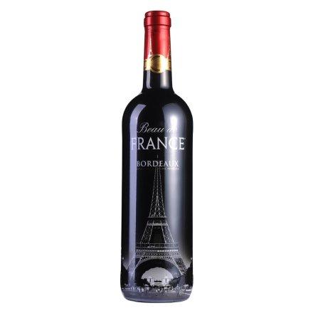 【清仓】法国荣耀干红葡萄酒(埃菲尔)