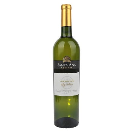 (清仓)阿根廷圣安纳珍藏多伦提斯白葡萄酒