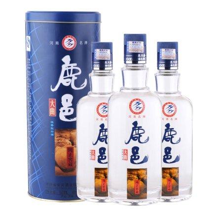 46°鹿邑大曲500ml(3瓶装)