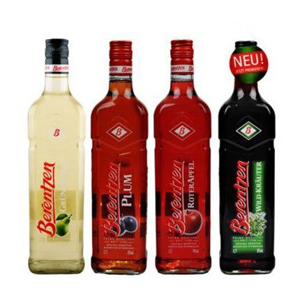 德国百人城果酒组合装