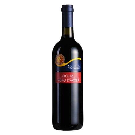 【清仓】意大利黑达沃拉干红葡萄酒