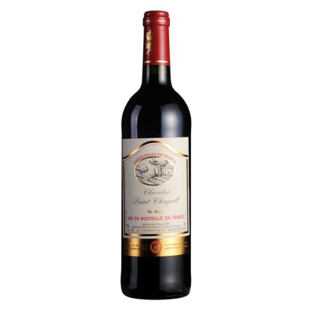 法国木桐夏嘉城堡干红葡萄酒750ml