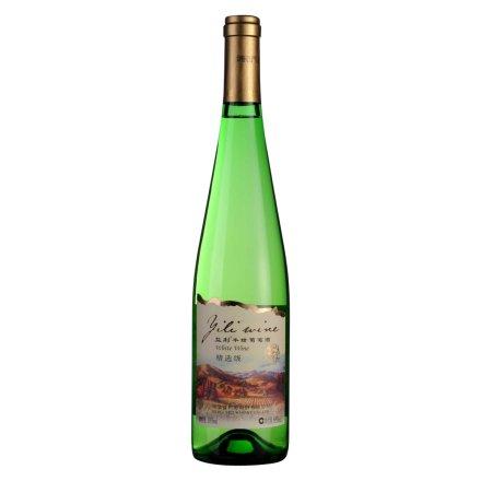 中国益利半甜葡萄酒650ml