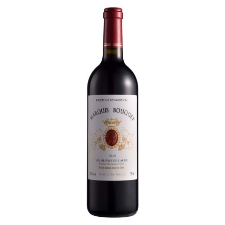 【清仓】法国金爵干红葡萄酒750ml