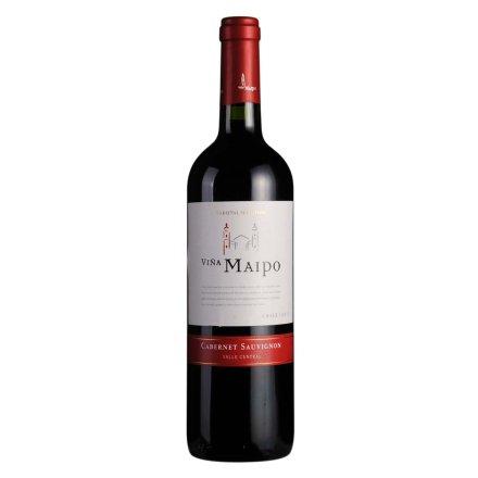 智利迈坡赤霞珠干红葡萄酒750ml