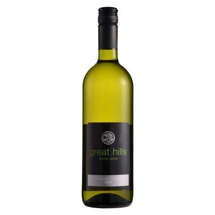 【清仓】斯洛维尼亚布家大山白葡萄酒750ml