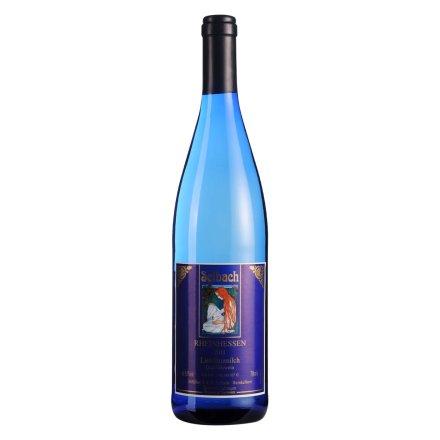德国泽巴赫蓝魅白葡萄酒750ml