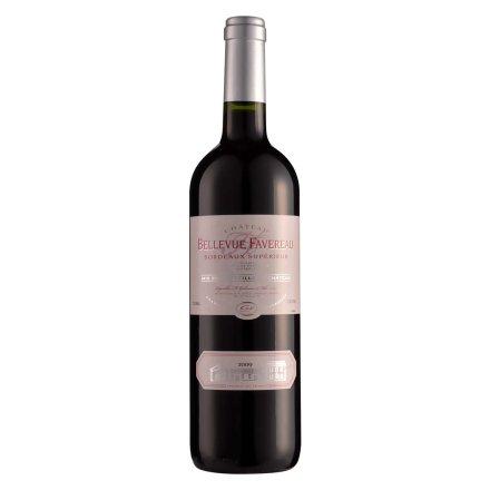 法国柏菲堡干红葡萄酒750ml