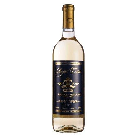 【清仓】智利帝堡赛蜜蓉蜜斯卡黛白葡萄酒750ml