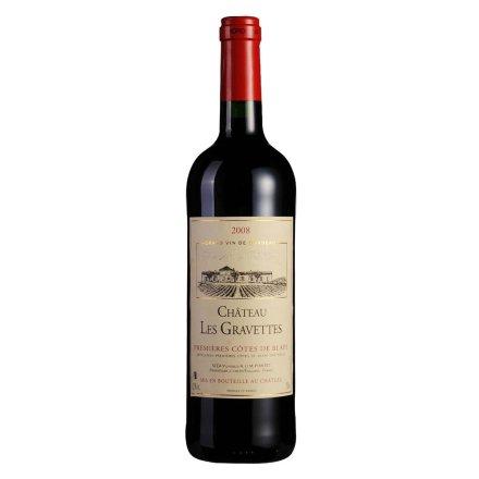 【清仓】法国格拉芙特城堡红葡萄酒