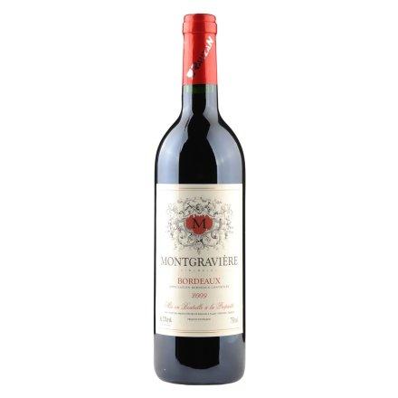 【清仓】法国美薇波尔多干红葡萄酒