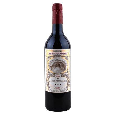 法国男爵窖藏波尔多干红葡萄酒