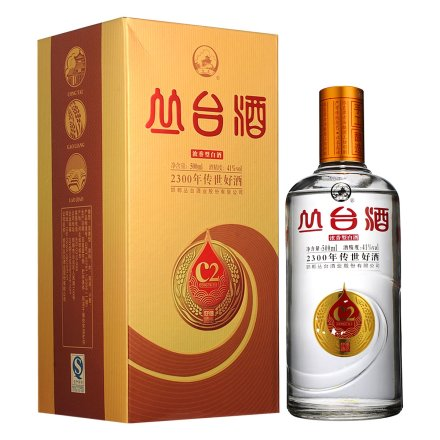 【清仓】41°丛台酒(C2)500ml