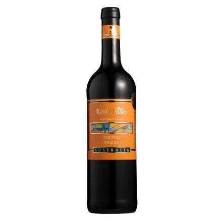 【清仓】澳洲宝贝西拉特酿干红葡萄酒750ml