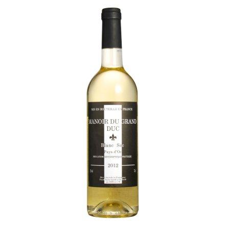【清仓】法国公爵庄园之长相思干白葡萄酒750ml