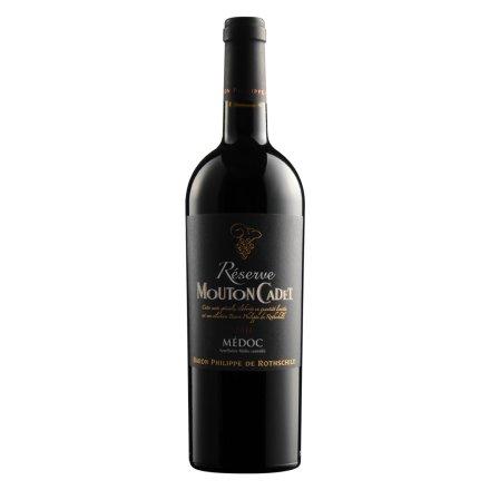 法国木桐嘉棣珍藏梅多克干红葡萄酒