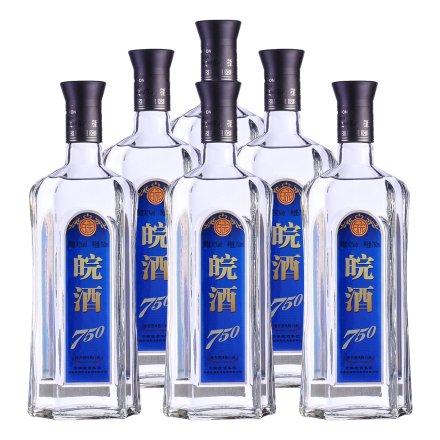 42°皖酒750ml(6瓶装)