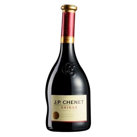 法国红酒法国酒庄香奈西拉干红葡萄酒750ml
