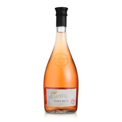 法国圣贝克桃红葡萄酒750ml