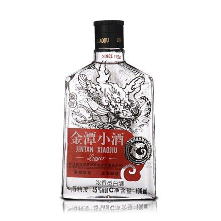 【清仓】45°金潭玉液金潭小酒(龙吟)100ml(2014)