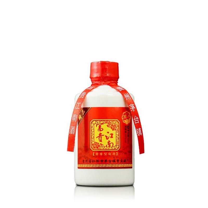 53°富贵江南吉祥如意小酒版50ml