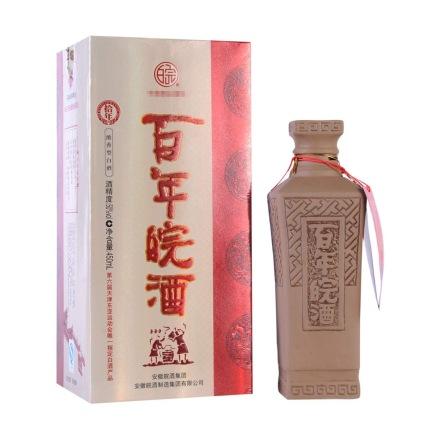 【清仓】50°百年皖酒10年450ml
