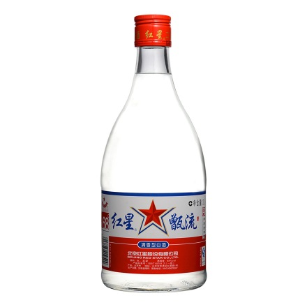 (清仓)68°红星甑流酒2000ml