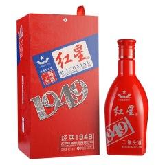 (清仓)40°红星红经典450ml(2014年)