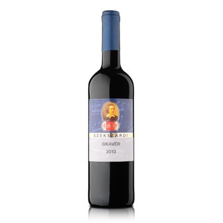 匈牙利特威公牛血干红葡萄酒750ml