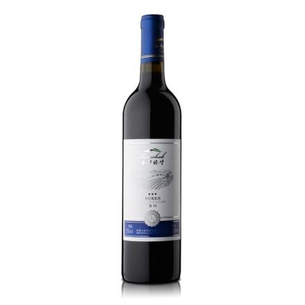 【清仓】金沙臻堡葡园三星干红葡萄酒750ml