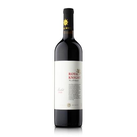 澳洲詹姆士皇家骑士美露干红葡萄酒