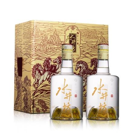 52°水井坊酒 • 井台2014马年礼盒 500ml*2