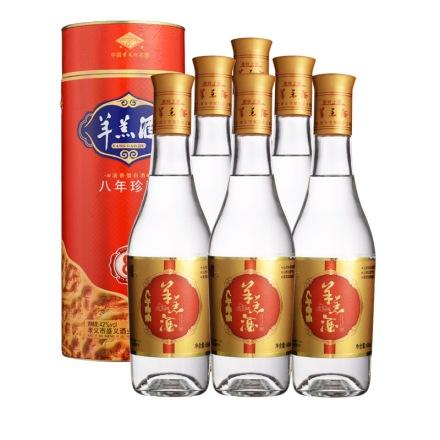 42°羊羔酒455ml(6瓶装)