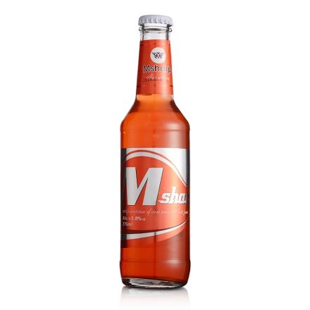 3.8°Msharp米锐(孝感米之清预调酒-草莓味) 275ml