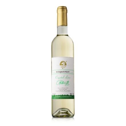 【清仓】11.5°越千年水晶之恋白葡萄酒500ml