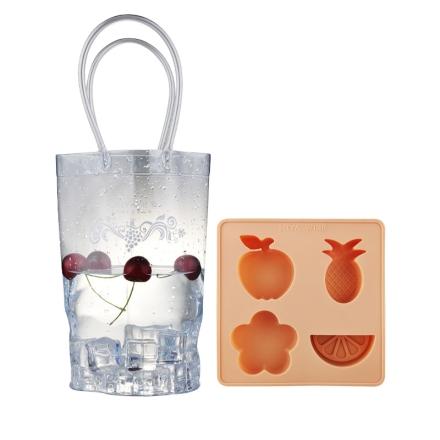冰格+便携式冰桶