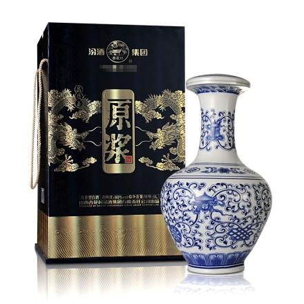 60°汾酒集团杏花村青花瓷5000ml