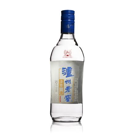【清仓】42°泸州老窖淡雅二曲500ml